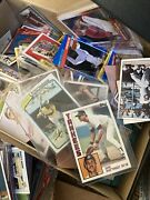 Lot Of 10 Random Baseball Cards [possible Autos/rookies] 1950s-2010s