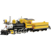 Bachmann 29302 Painted Unlettered - Bumble Bee Dcc - 2-6-0 Locomotive On30