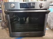 Samsung 30 Smart Single Electric Wall Oven - Black Stainless Steel - Nv51k7770s