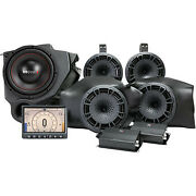 Free Shipping Tuned Audio Package For Rzr Ride Command® Source