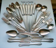 Towle Lafayette Pattern Vintage Sterling Silver Flatware Excellent Condition