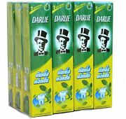 Darlie Double Action Toothpaste Two Mint Powers 35 Gram Pack Of 12