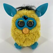 Furby Toy Hasbro 2012 Electronic Interactive Yellow Tested Works Collectible