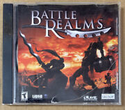 1960 Battle Realms Pc Incomplete
