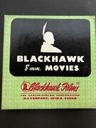 Vintage Blackhawk Super 8 Mm Movie Film Rise And Fall Of Nazi Germany Hitler