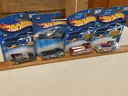 Hot Wheel Cars New Old Stock Collectible Die Cast 017 199 122 081