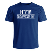 Us Navy Hospital Corpsman T-shirt Us Navy Officially Licensed