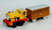 410 Thomas And Friends Take Along Train 2003 Ben And Clarabel 2002 Diecast Metal Euc