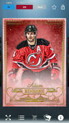 Adam Henrique 2016-17 Topps Skate App Five Star Variant /555 Cc Digital 2017