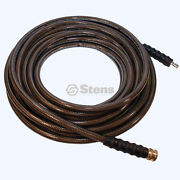 Pressure Washer Hose 50 Ft, 3/8 Inlet, 4500 Psi, 140 Degrees F Max  758-713