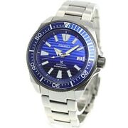 2018 New Seiko Prospex Watch Save The Ocean Mechanical Divers Sbdy019 Men's