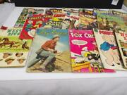 Huge Lot Of Vintage Comic Books Westerns Roy Rogers Cisco The Thing D670