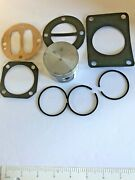 Three Parts For Bostitch Compressors Piston / Ring Set And Gasket Set