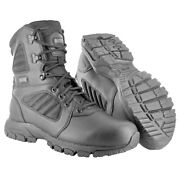 Magnum Lynx 8.0 Boots Black Tactical Police Security Duty Lightweight All Sizes