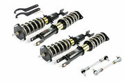 Stance St-z31-xr1 Xr1 Coilovers Lowering Coils For 1983-1989 Nissan 300zx Z31
