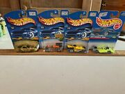 Hot Wheel Cars New Old Stock Collectible Die Cast 773 214 134 121