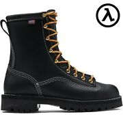 Danner® Super Rain Forest Black 8 Waterproof Work Boots 11500 - All Sizes - New