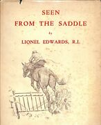 Seen From The Saddle 1937 Edwards, Lionel