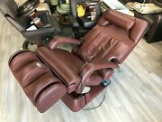 Human Touch Ht-7450 Zero Gravity Massage Chair Recliner Showroom Model Chocolate