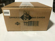 2001 Upper Deck Golf Case Of 12 Boxes - Factory Sealed