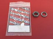 Rotax 277 Engine Crankshaft Hex Nut And Washer 942-320 Ultralight Aircraft Hover