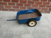 Ertl Ford Pedal Tractor Cart Wagon Trailer 5