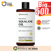 Squalane Oil Plant-derived Premium Grade 100 Pure And Natural From Olive 500ml