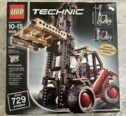 Lego Technic 8416 Forklift - Brand New In Box - Discontinued Set