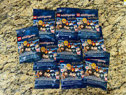 Lego Harry Potter 71028 Series 2 Minifigures, 10 Blind Pulled Bags New Sealed