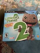 Little Big Planet 2 Ps3 Collector's Edition Slughtly Used