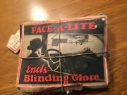 Face A Lite Ford Model T Vintage Visor Accessory Never Used In Box