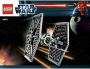 New Instructions Only Lego Tie Fighter 9492 From Set Manual Books Star Wars