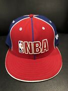 🚨🔴⚪️🔵🔥new Era 59fifty Nba 76ers Fitted Hat Sz 8