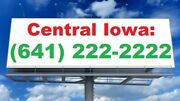 641 Area Code Central Iowa Repeater Vanity Phone Number 41 Counties Rare