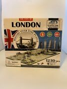 The City Of London History Over Time Puzzle 4d Cityscape 1230+ Pcs New