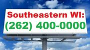 262 Area Code Southeastern Wisconsin Million Vanity Phone Number Very Rare