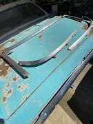 1964 Galaxie Complete Front Windshield Trim