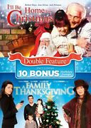 A Family Thanksgiving/ill Be Home For Christmas Dvd, 2013