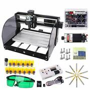 Upgrade Cnc 3018 Pro-m 15w Grbl Control Diy Engraving Machine Protected Board