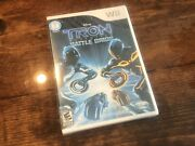 Disneyandrsquos Tron Evolution Battle Grids Nintendo Wii Game New And Factory Sealed⭐️