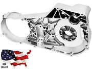 99-06 Harley Softail Chrome Engine Primary Clutch Housing Cover Inner 60620-94b