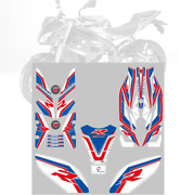 3d Gel Complete Fairing Fuel Tank Pad Decal Sticker For Bmw S1000r 2014-2017