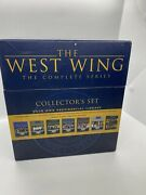 The West Wing Complete Series Collectors Box Set Season 1 2 3 4 5 6 7 President