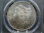 1881 S Morgan Silver Dollar 1 Pcgs Ms67 East Coast Coin And Collectables Inc.