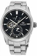 Orient Watch Orient Andeacutetoile Mechanicalmoonphase Rk-ay0001b Homme