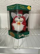 Electronic Furby Special Limited Edition Santa 1999 Christmas Factory Sealed