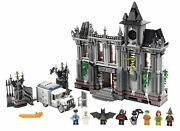 Lego Super Heroes Arkham Asylum Breakout 10937 Discontinued By Manufacturer