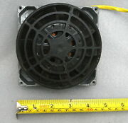 4-1/2 220v- System Papst Motoren West Germany Industrial Extraction Fan- Ex