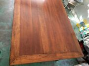 Solid Cherry Dining Table By Wright Table Company