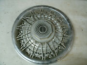 Dodge Chrysler Mopar Wire Hubcap 1980and039s 15 Lebaron Imperial Diplomat